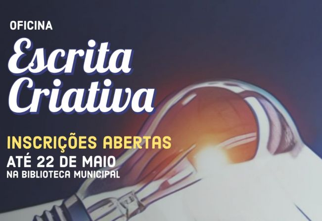 Biblioteca Municipal de Itapetininga oferece Oficina de Escrita Criativa Literária
